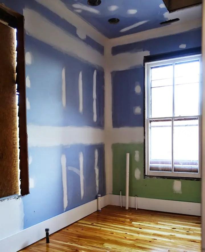 rigips-verde-baza-geam