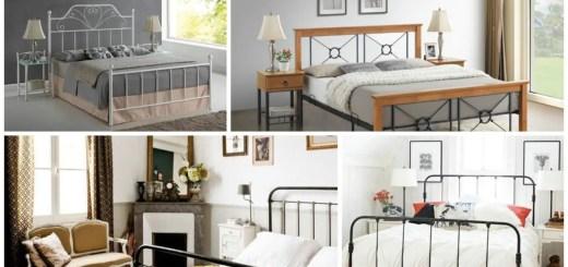 5 motive sa alegi un pat de fier forjat