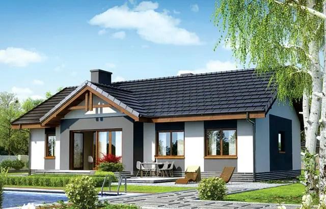 Case mici cu trei dormitoare locuinte practice si frumoase for Case parter