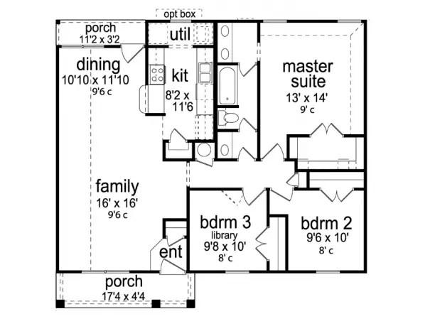 case pe terenuri de 400 de metri patrati 1 plan