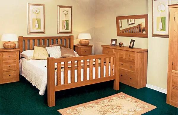 mobilier din lemn masiv pentru dormitor 8