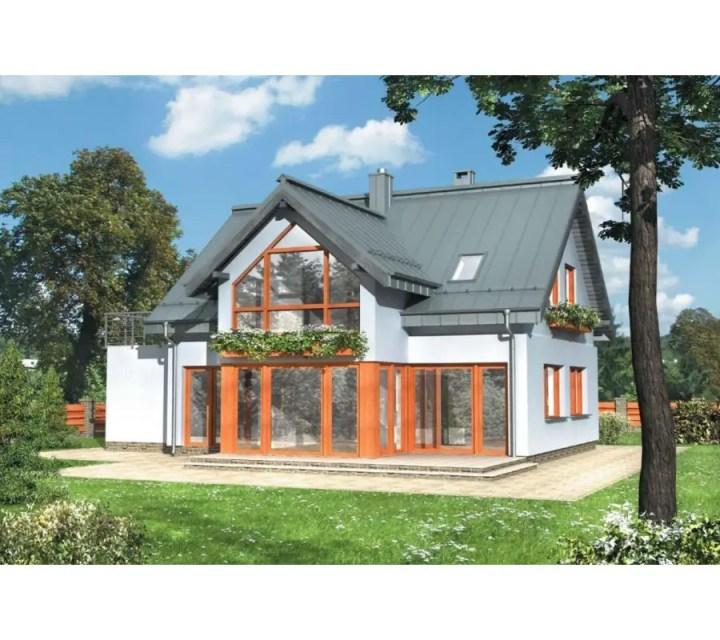 proiecte de case in doua culori 3