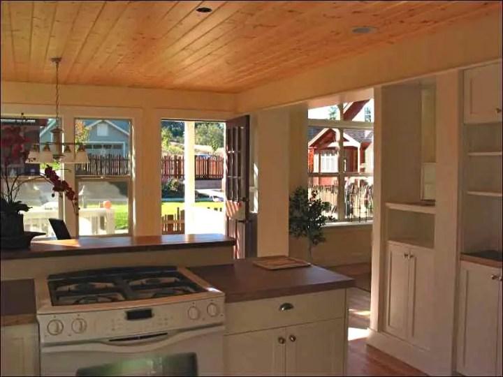 proiecte de case mici si cochete 1 bucatarie