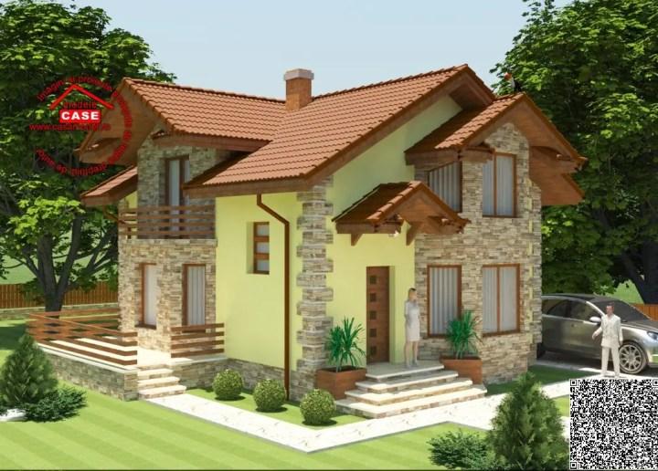 proiecte de case pe teren de 300 mp 1