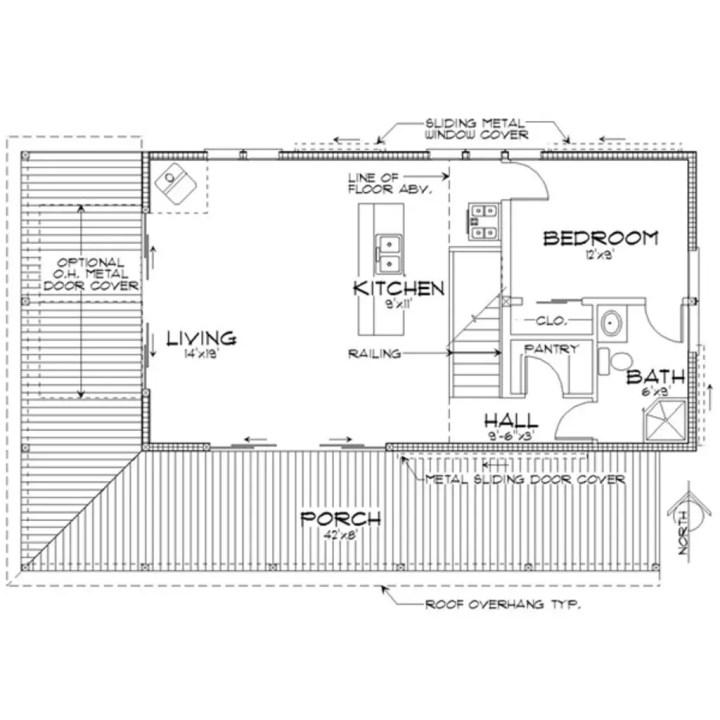 proiecte de case pe teren de 300 mp 2 plan parter