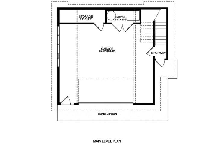 proiecte de case pe teren de 300 mp 3 plan parter