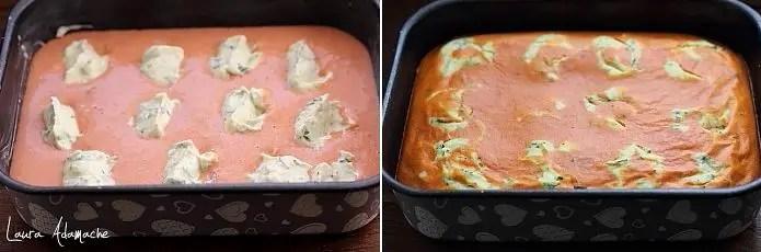 aperitive pentru petrecerea de Revelion tarta