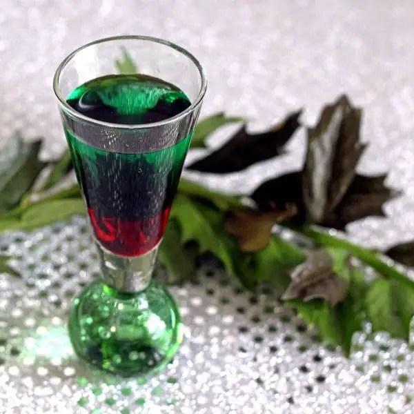 cocktailuri si alte bauturi de sarbatori shot