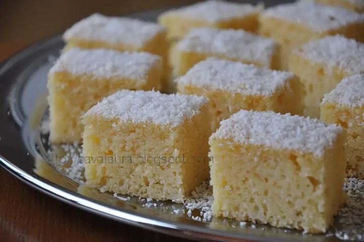 deserturi de craciun prajitura cu iaurt