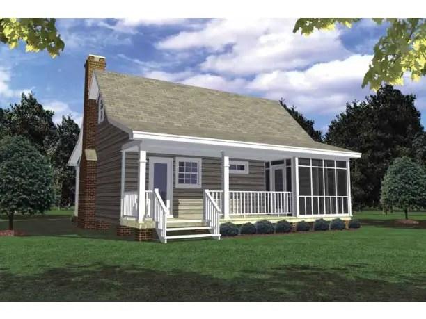 modele de case mici pentru parinti 3 spate