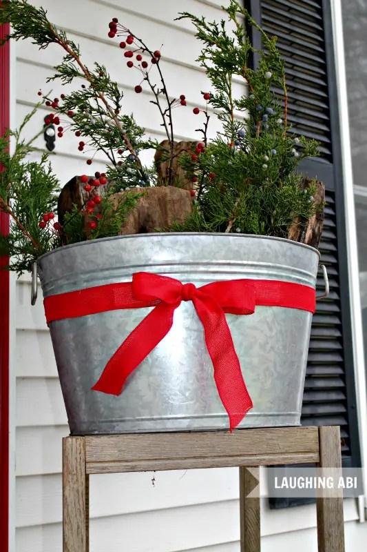 ornamente de sarbatori in gradina galeata 2