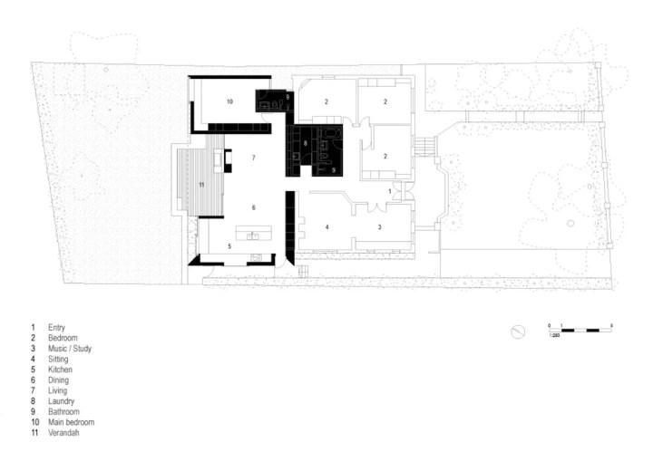 proiecte de case luminoase 1 plan