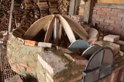 cum construiesti un cuptor de paine