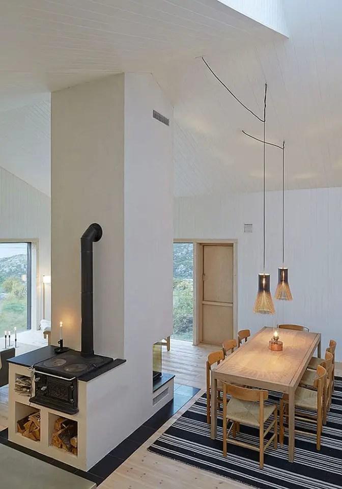 Proiecte de case norvegiene confortul nordic in for Case minimaliste moderne
