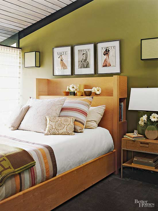 how to match colors in your living and bedroom 5