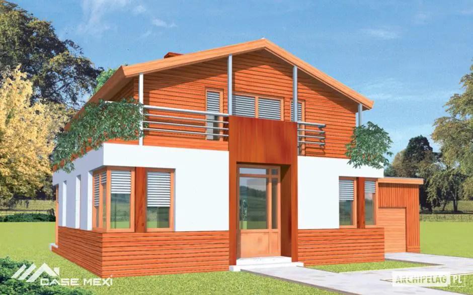 Proiecte de case cu acoperis in doua ape locuinte moderne for Proiecte case cu mansarda 2017