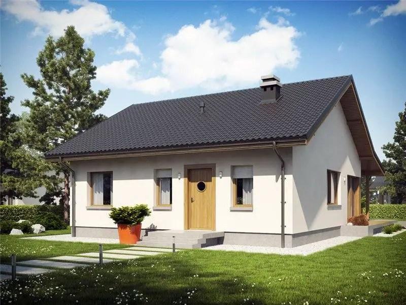 Case mici pentru o familie cu un copil modele pentru o for Case parter