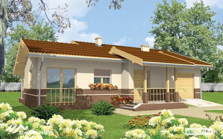 case cu terasa in spate