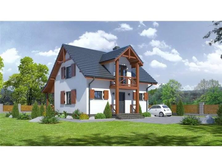 modele de case cu 3 camere
