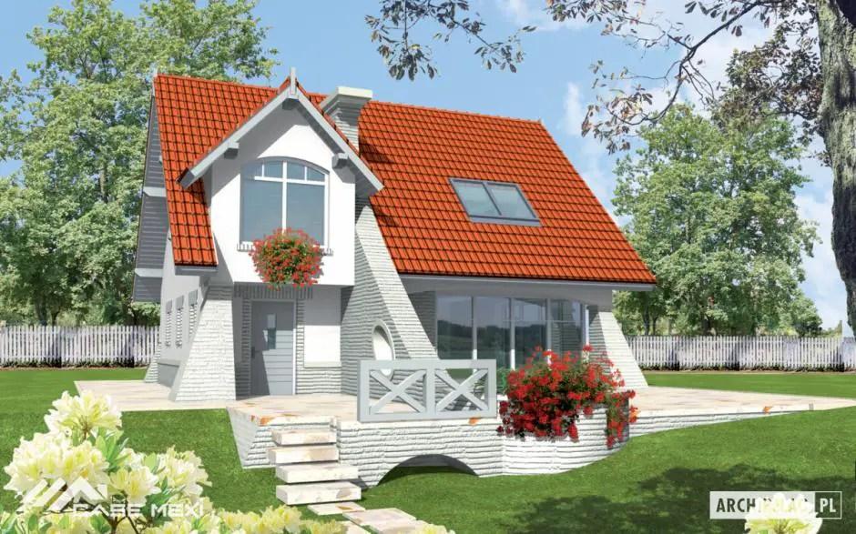 Proiecte de case cu dormitoare mari trei locuinte cu for Modele de case
