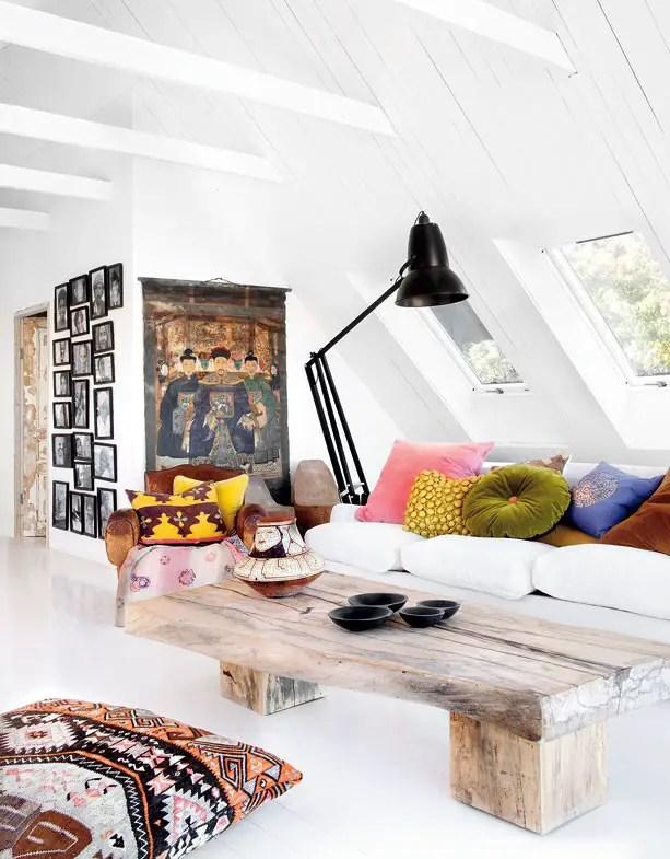 casa in stil scandinav mansarda