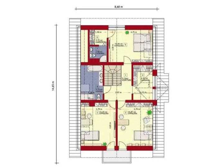 case moderne cu 4 dormitoare si 3 bai