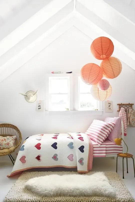 idei de decorare a dormitorului copiilor