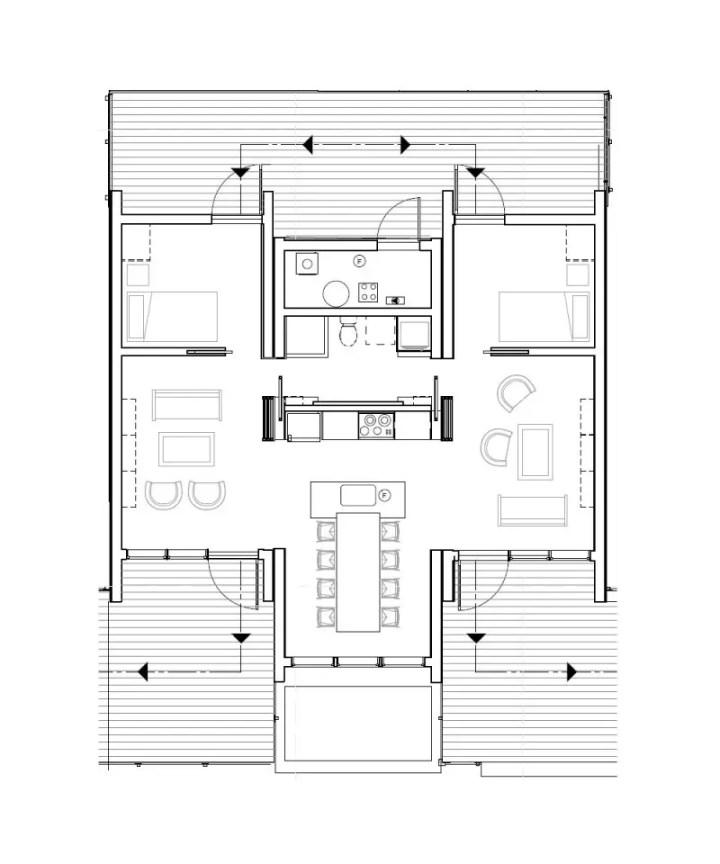 modele deosebite de case modulare