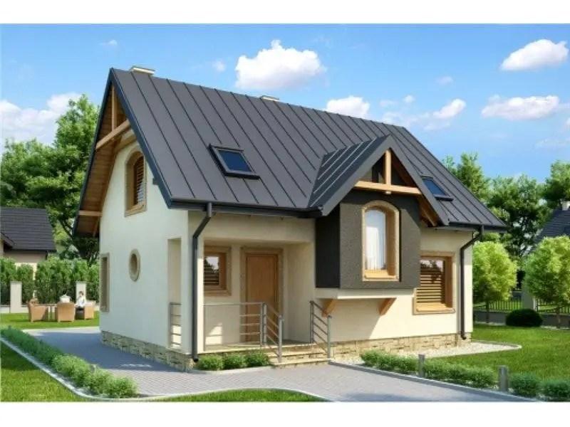 case mansardate cu 3 dormitoare cele mai practice pentru