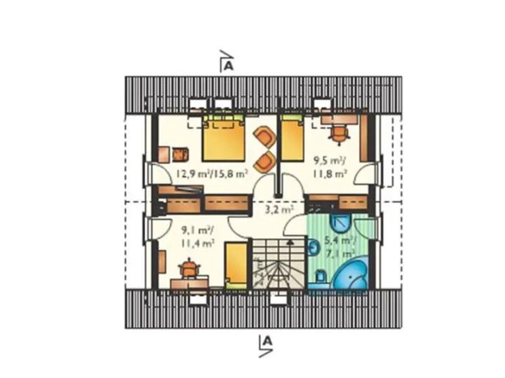 case mansardate moderne