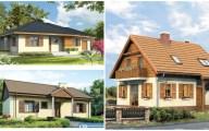 Proiecte de case cu obloane. Locuinte pentru cei care prefera stilul traditional