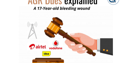 AGR Dues explained- A 17-Year-old bleeding wound