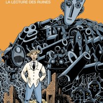 La Lecture des ruines, de David B.