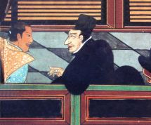 Jesuit_with_Japanese_nobleman