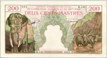 107-200_Indochina_piastres_1954