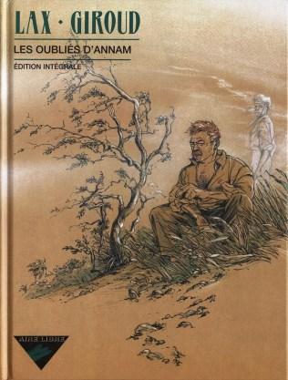 11-2000 Les oubliés d'Annam int1 couv