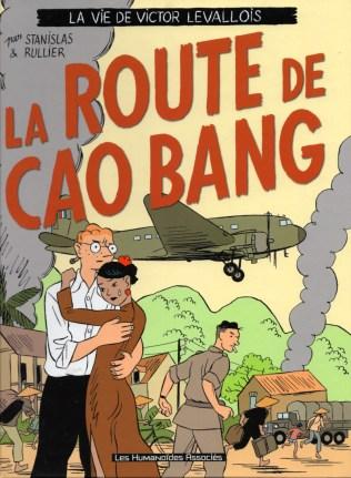 8-2003 Victor Levallois La route de Cao Bang couv