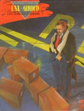 91-1990 Les oubliés d'Annam t1 couv