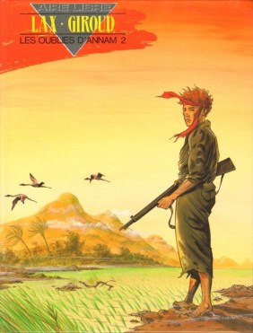 93-1991 Les oubliés d'Annam t2 couv