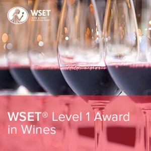 WSET L1 Wine Book Logo New