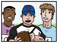 Chapter 02: Anvils Softball