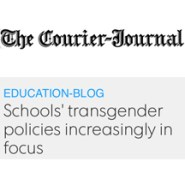 Courier journal trans blog