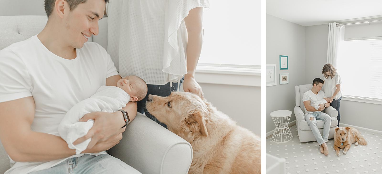 Hanssen Newborn Session | Cassandra Shiree Photography