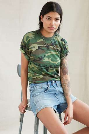 Urban Outfitters / http://bit.ly/UOcamo