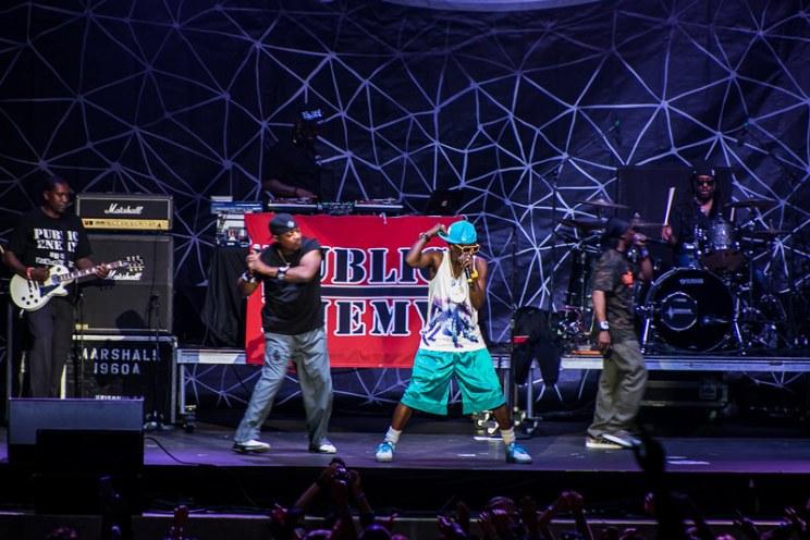 91X XFest San Diego 2015 Public Enemy