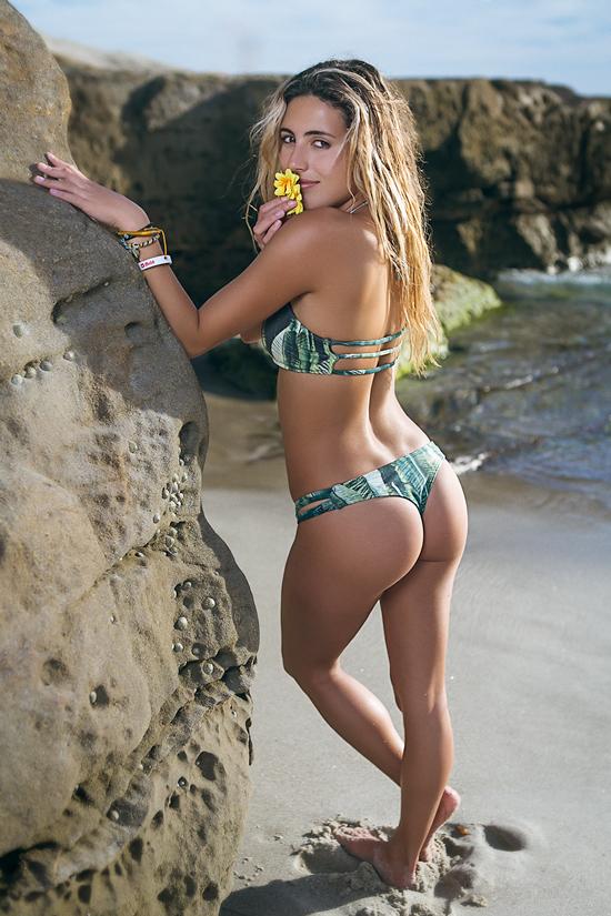 Swimwear beach photo shoot San Diego