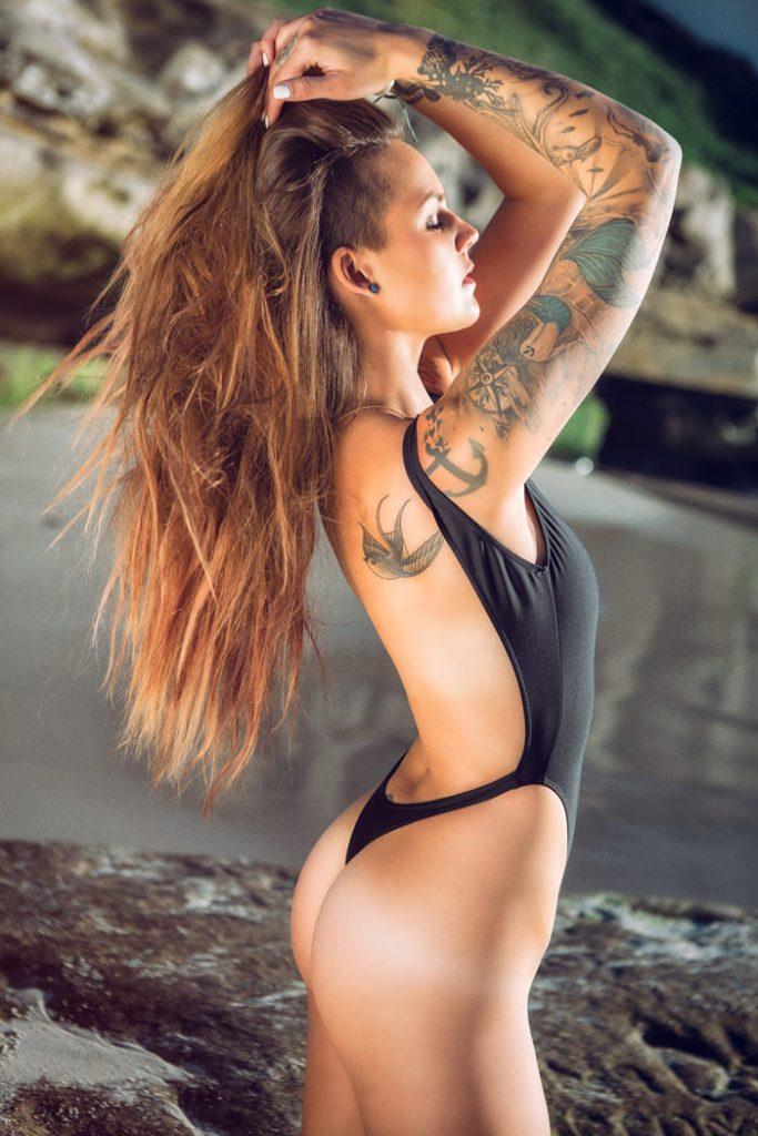 La Jolla Bikini Photographer