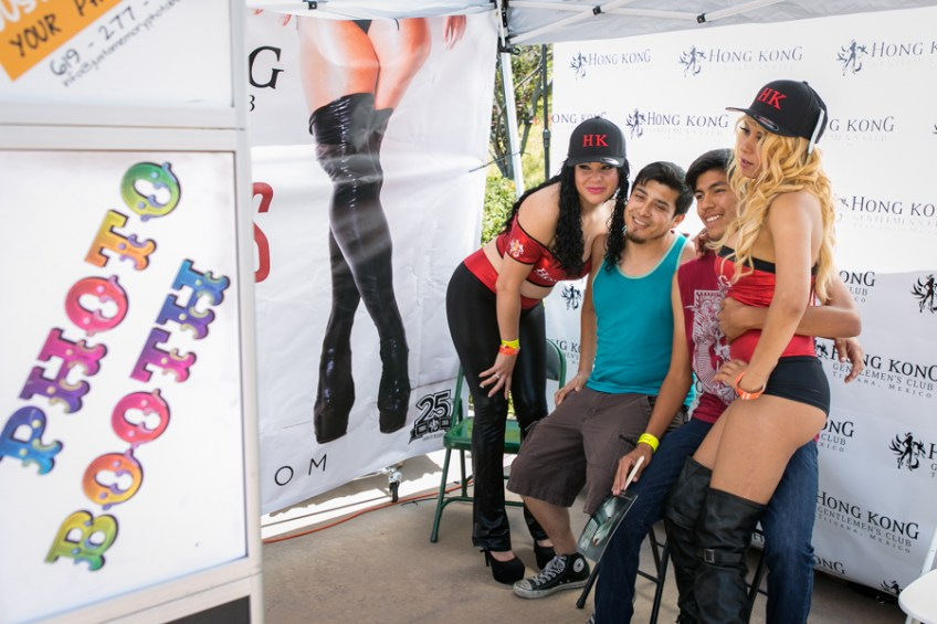XFest Concert Event Photography San Diego 2015