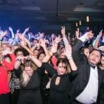 Pro Nightlife Crowd Dancing