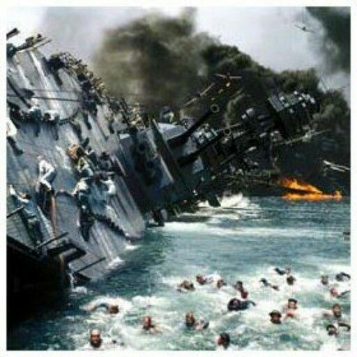 Six Little Known Facts about Pearl Harbor and the USS Arizona (3/6)